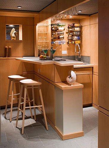 打造二人世界专属餐厅 8款厨房吧台设计