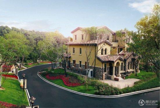 坡 屋顶 红砖墙 老虎窗 看宜春精品 别墅 频道 南 高清图片