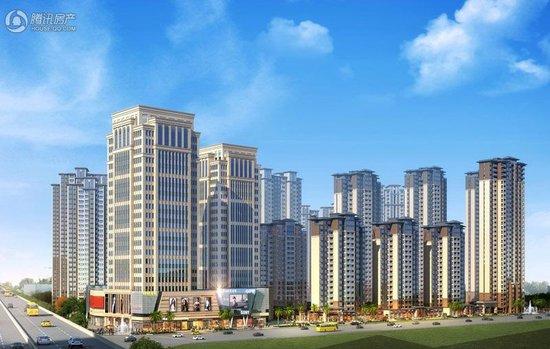 力高澜湖国际:青山湖西岸首发城市综合体实地探访