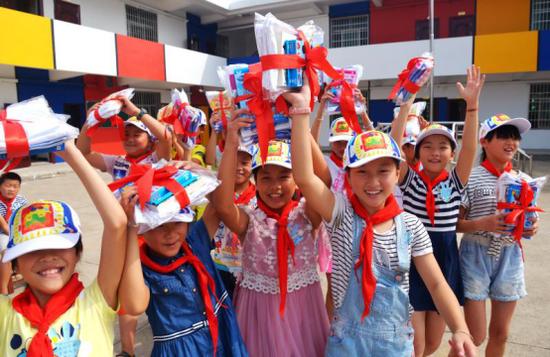 匠心守护 幸福成长——新力携手立邦圆梦幸福小学