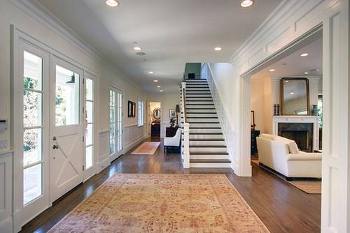 复式房 复式房楼梯装修效果图 复式房装修设计效果图