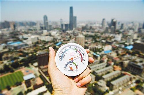 南昌下周38℃起步,酷暑下的你需要这个!