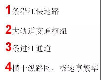 【美的·悦江府】交通全析   南昌交通大升级,象湖新区享红利!
