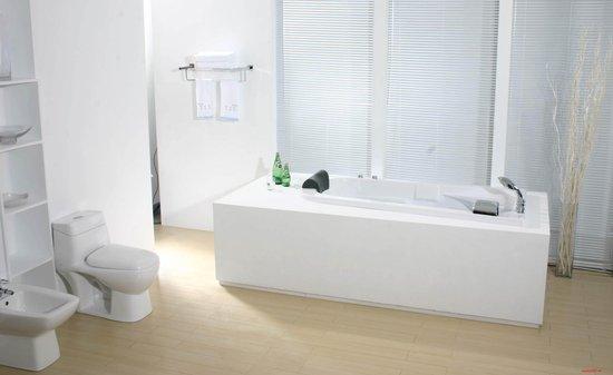 浴缸摆放有讲究 浅析浴室里的风水