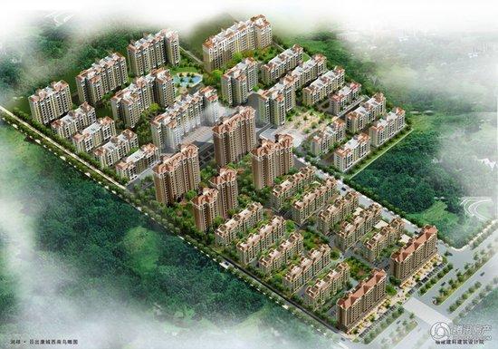 宜春市新城区规划图
