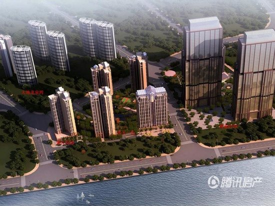 紫江花园预计12月8日开盘推84平两房130平三房