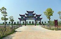 美丽乡村颜值高 全国网媒记者走进吉水县