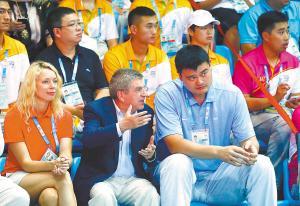 青奥会颠覆功利主义 将提升中国体育格调