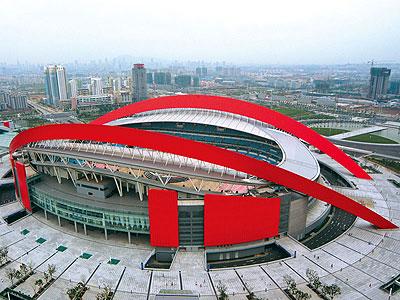 2014南京青奥会场馆一览