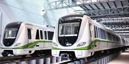 南宁地铁3号线顺利穿越邕江 车站主体施工基本完成