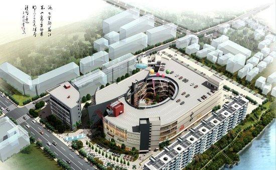 南通恒基生活广场预计年底开业