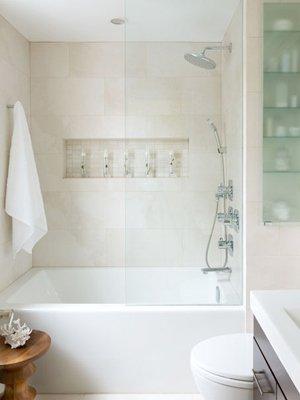 小户型卫浴装修案例 让视野更宽广