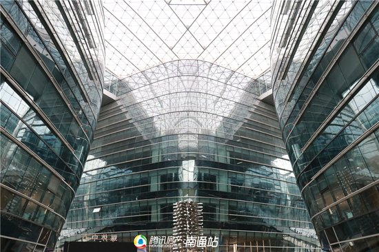 探索让生活更美好 绿地新里城南通媒体上海行之旅