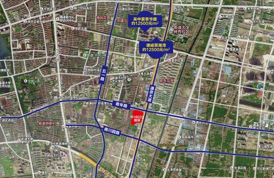 东景国际大厦,周边也有城中小学三里墩校区和南通大学钟秀校区