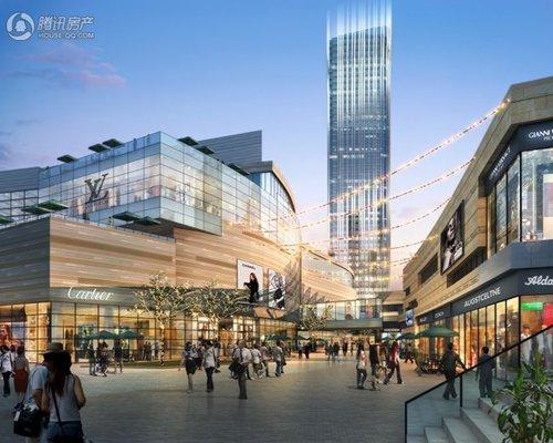 揭秘北大街 未来城市核心热销楼盘图片 52290 500x400