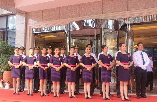 如东碧桂园物业标准化服务 护航幸福生活