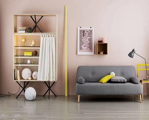 宜家家居客厅沙发 多彩设计为居室加分图片