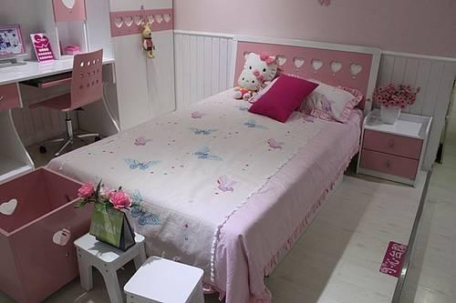荐三套儿童卧室家具