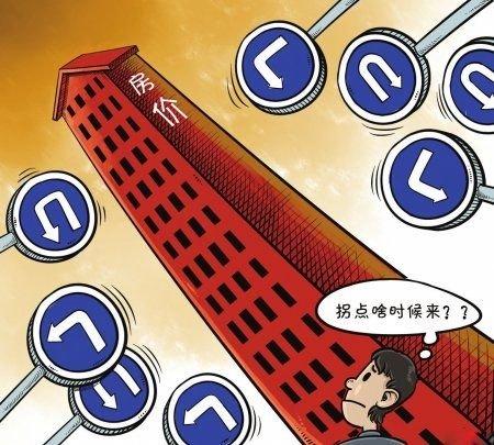 教授分析房价高原因:商住占新增用地仅3成_频