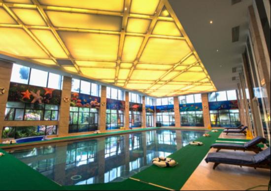 如东首席室内外双泳池将于7月13日正式对外开放!