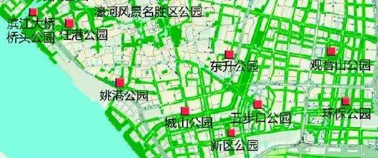 南通中心城区规划建设10个全市性综合公园