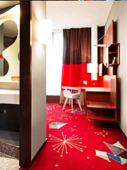 25hours苏黎世酒店