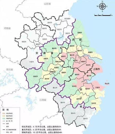 看房 在线购房 社区 数据 资讯  长三角城市群在上海市,江苏省,浙江省图片