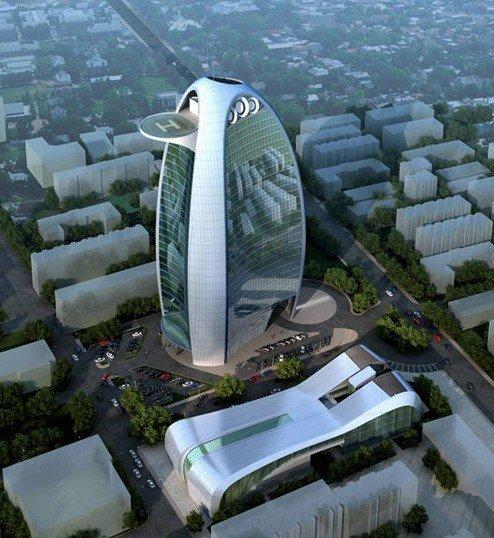 老外眼中的奇葩中国建筑