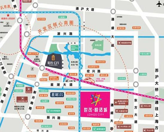 上周(12.7-12.13)南通商品房成交440套 世茂公元问鼎销冠