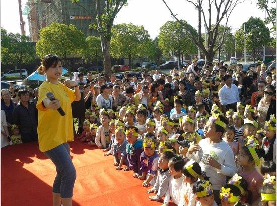 华润中心:巧虎见面会  5月24号吹响童心集结号