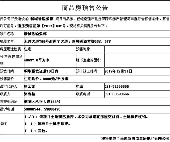 新城香溢紫郡6月28日开盘 住宅均价8000元/平米