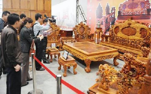 买红木家具下手前看五家具中式获奖作品要素图片