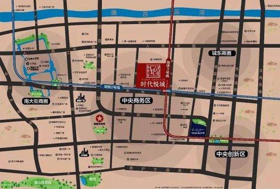 青年路丨东站旁丨双地铁(规划)