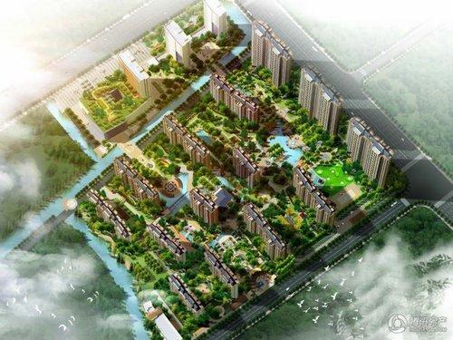 揭秘北大街 未来城市核心热销楼盘图片 60343 500x375