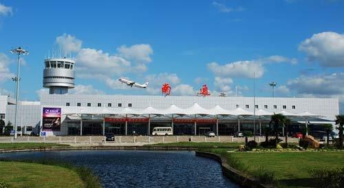 政协委员力推南通兴东机场空港口岸正式开放