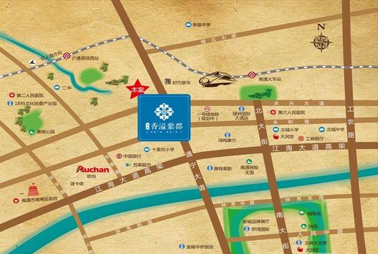上周南通市区商品房量价齐升 成交均价8063.26元/㎡(03.14-03.20)