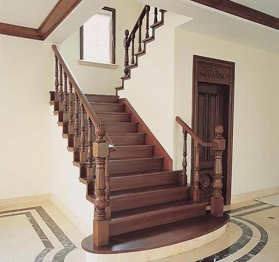 家庭楼梯装修选材技巧