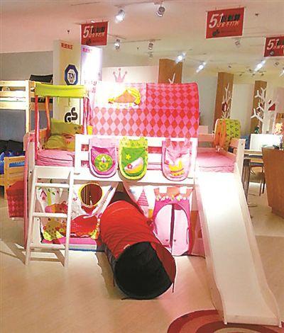 儿童家具 国产比进口还贵?