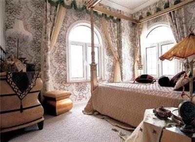 欧式别墅天井地面贴图