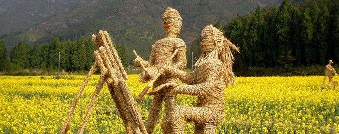 稻草人造型艺术节,免费门票开抢啦!
