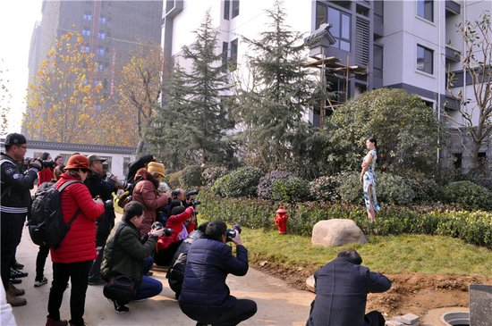 【中信国安城】与大师同行摄影活动大美启动!