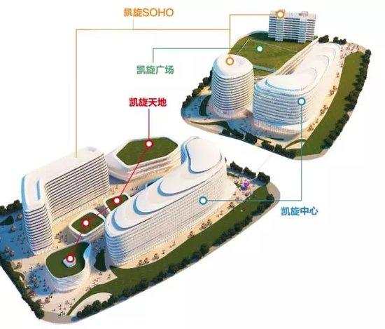 """南阳市委书记张文深率""""百城建设提质工程""""小组60余人现场观摩建业·凯旋广场项目"""
