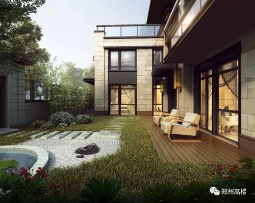 建业十里湖山丨郑州人也震撼的极小墅