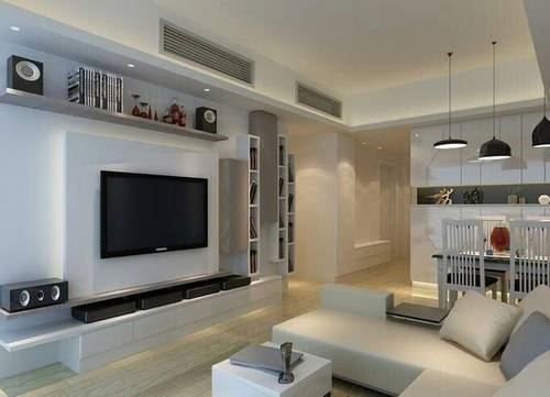 小户型客厅装修小技巧,如何让客厅不显拥挤