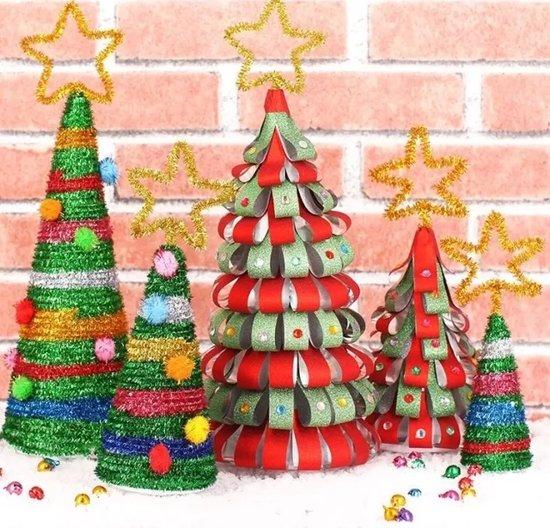 凯旋手工课之圣诞树DIY、圣诞巧克力DIY欢乐来袭