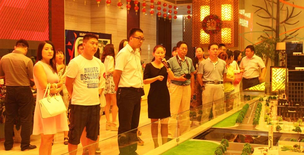了解郑东商业中心项目详情