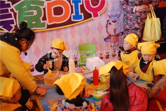 长安公馆儿童职业体验季欢乐进行中!