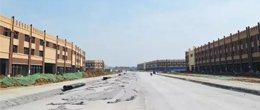 南阳华耀城5月工程实景
