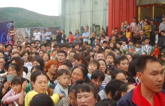 亿隆财富世家开放盛典圆满落幕,千人共襄盛举!