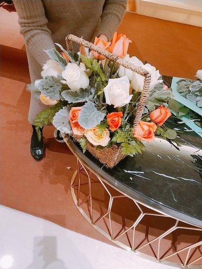 三川·玖龍台院美容养生、插花DIY活动圆满结束